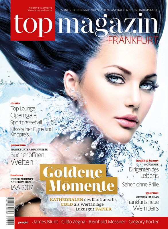 Top Magazin Ausgabe Winter 2017