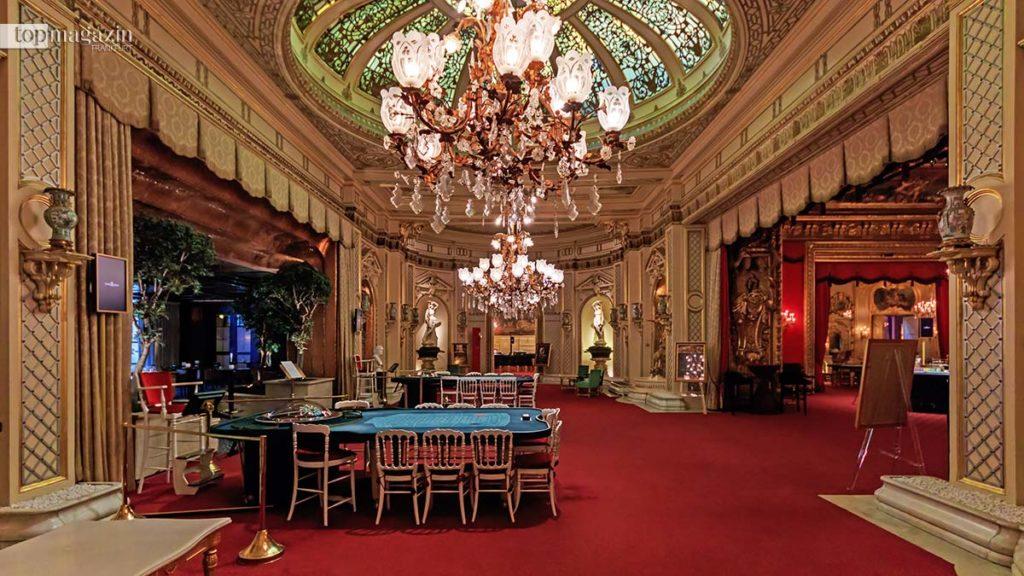 Das Innere des Casino Baden-Baden
