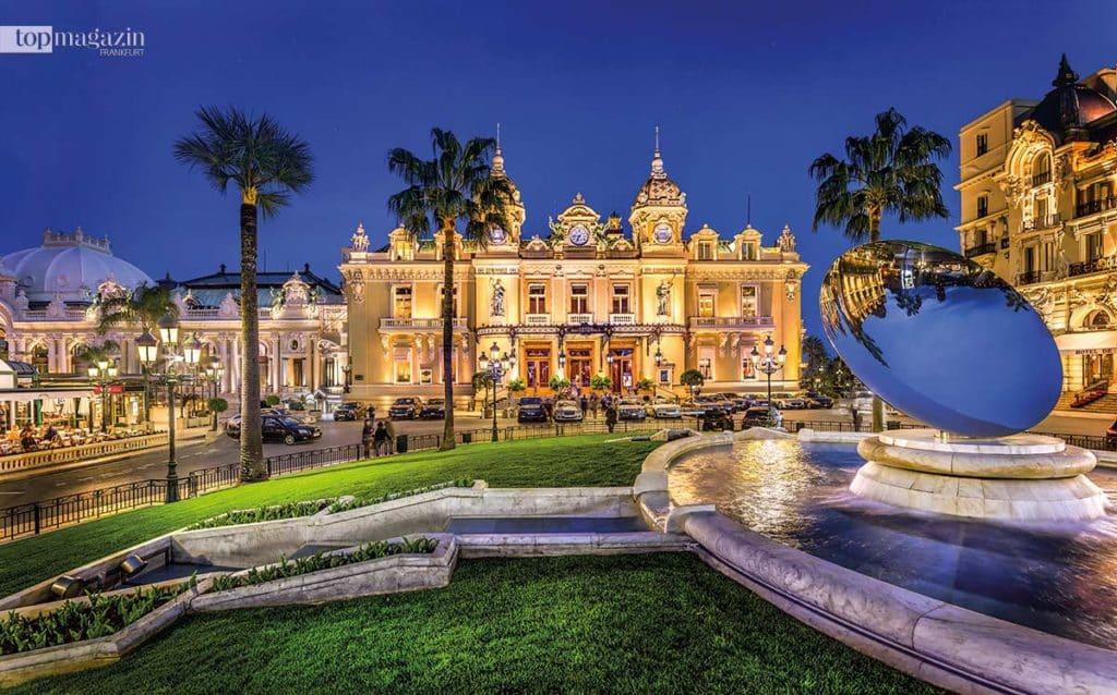 Die Spielbank von Monte Carlo