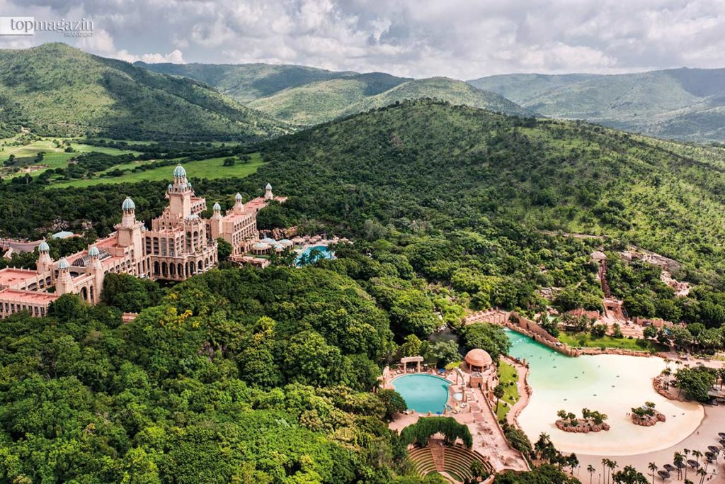 The Palace of the Lost City in Sun City, Südafrika