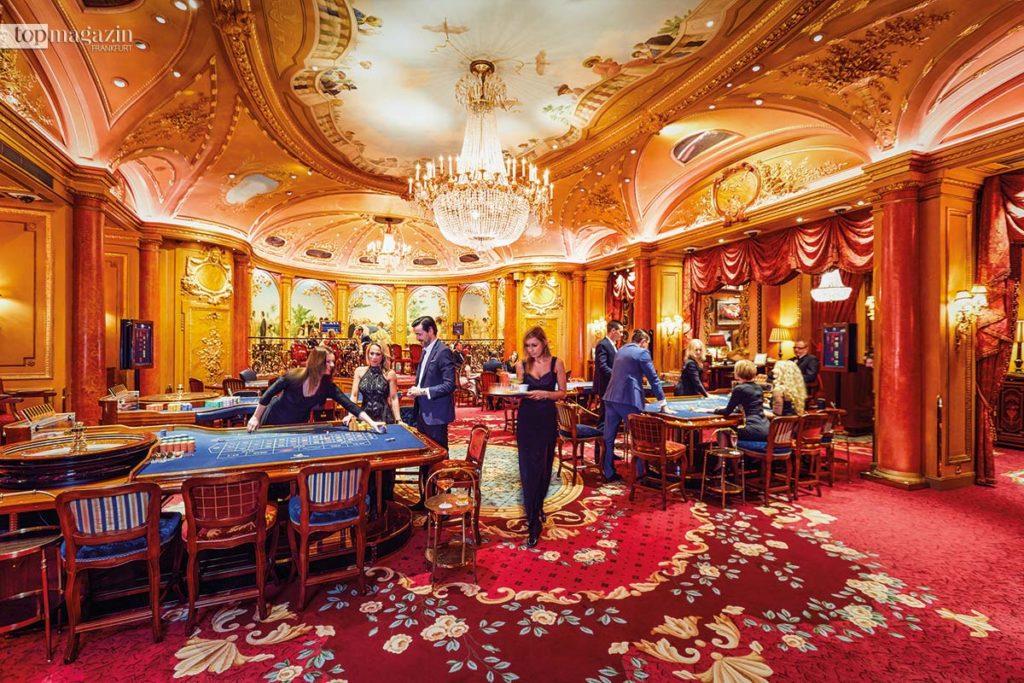 The Ritz Casino in London