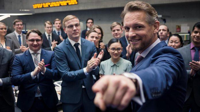"""Die Erfolgsserie """"Bad Banks"""" erhält herausragende Kritiken und Anfragen aus der ganzen Welt"""