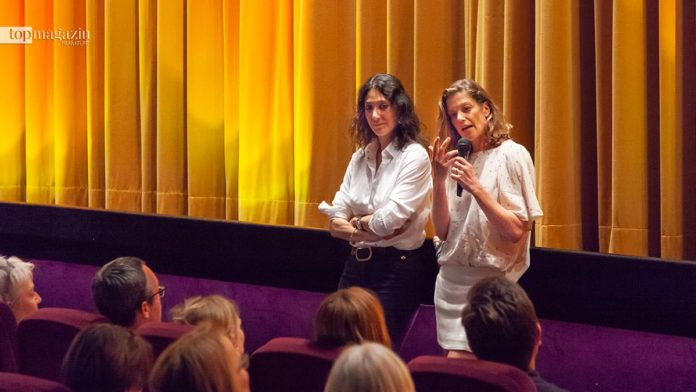 Regisseurin Emily Atef und Schauspielerin Marie Bäumer