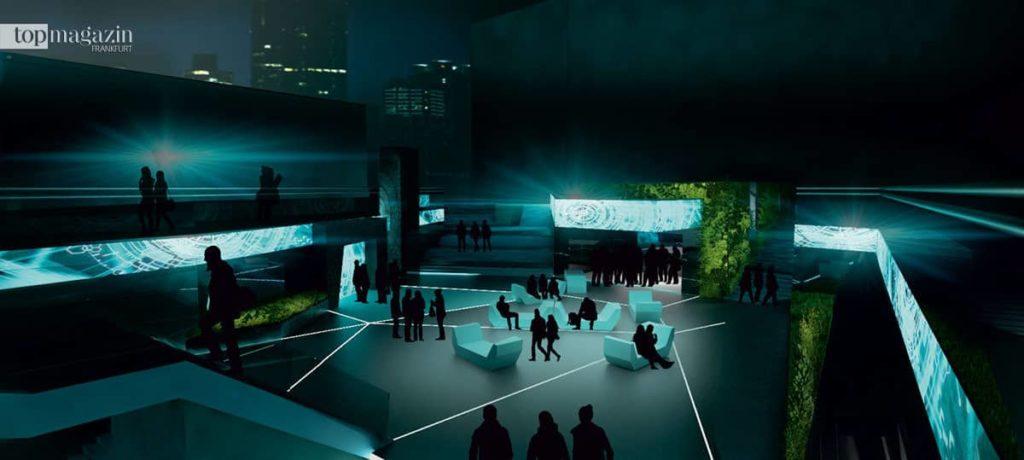 So soll das Museum of Modern Eletronic Music (MOMEM) aussehen.