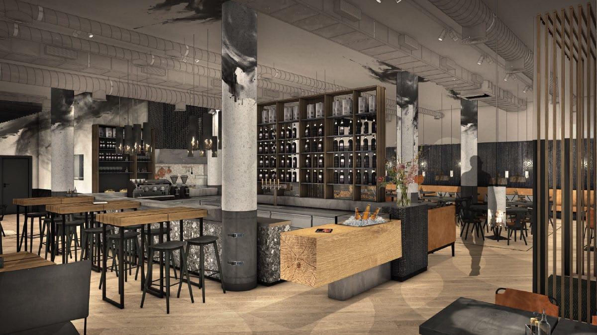 fleischmagazin beef er ffnet restaurant in frankfurt. Black Bedroom Furniture Sets. Home Design Ideas