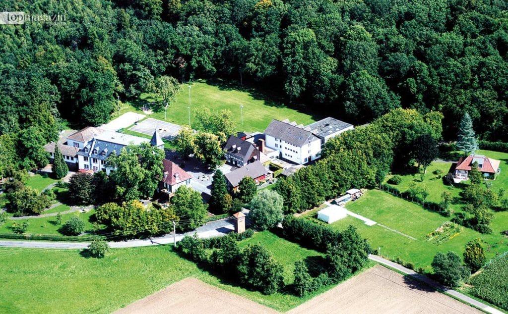 Das Internat Lucius bei Echzell