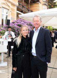 Dr. Bernard große Broermann mit Ehefrau Titia