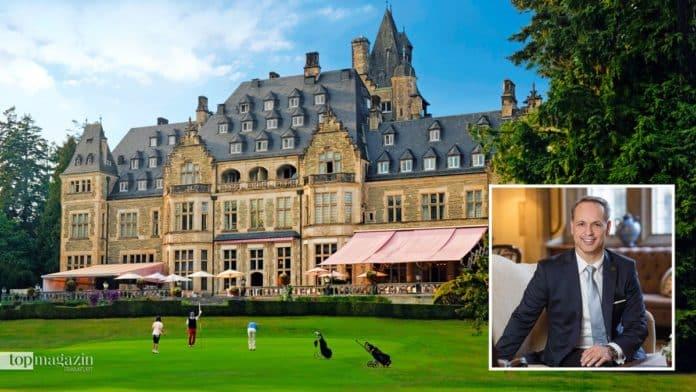 Franz Zimmermann verlässt Schlosshotel Kronberg