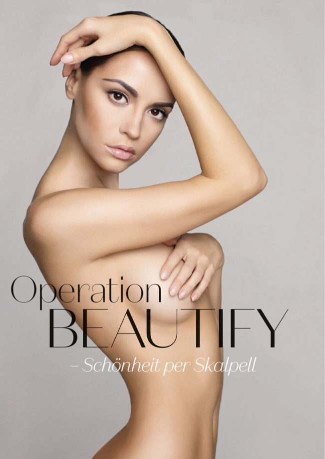 Operation Beautify – Top Magazin Frankfurt, Ausgabe Sommer 2018