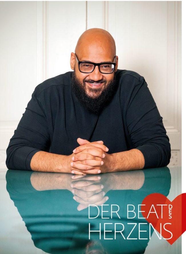 Portrait Moses Pelham – Top Magazin Frankfurt, Ausgabe Sommer 2018