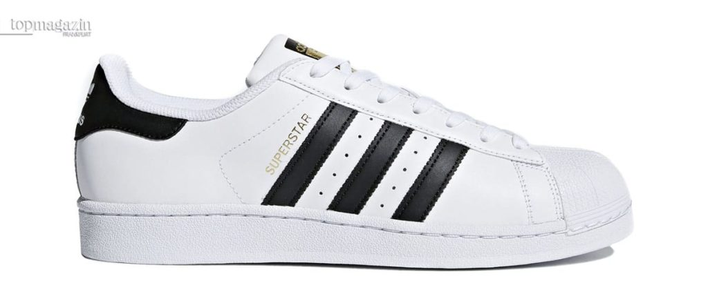 Absoluter Klassiker - der Adidas Superstar
