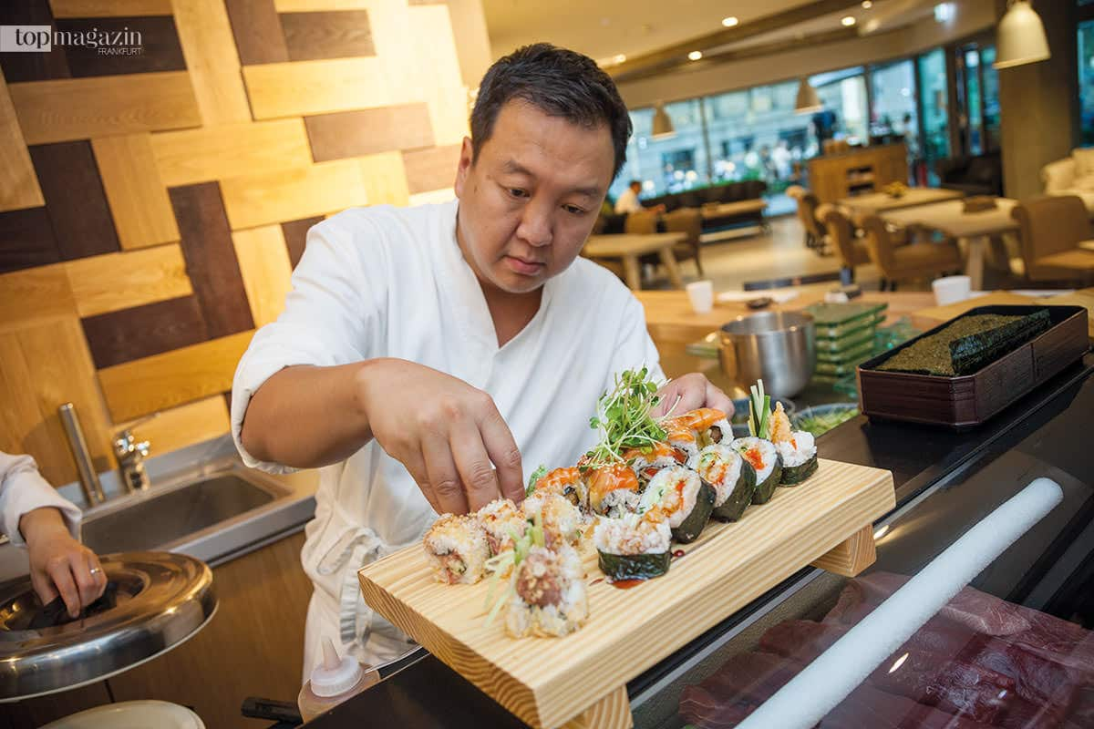 Beste Sushi Frankfurt