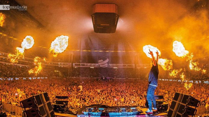 Martin Garrix beim World Club Dome 2018