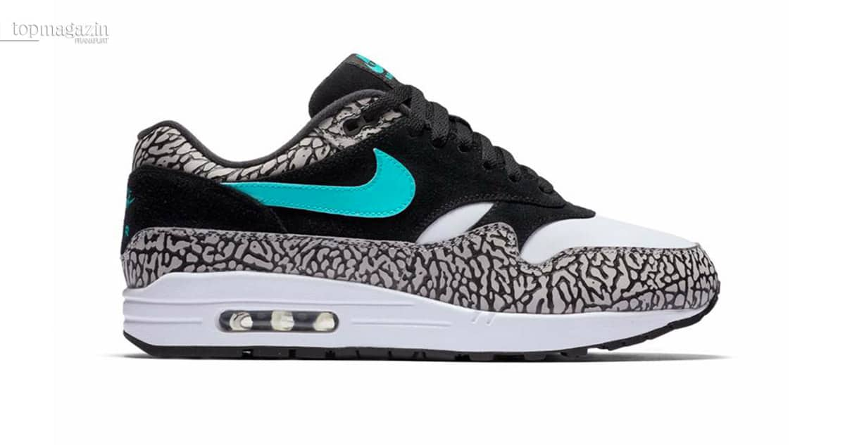 hot sale online 5a796 9692a Nike Air Max 1 Atmos Elephant