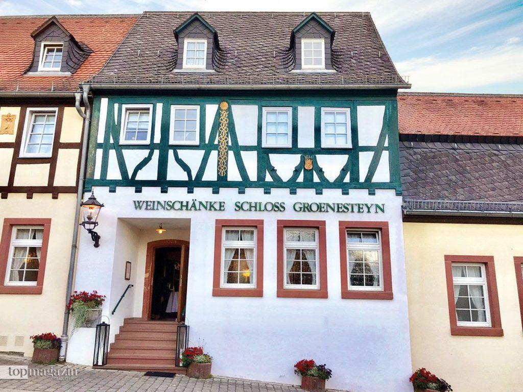 Moderner Rheingau - Die besten Weinbars und Vinotheken