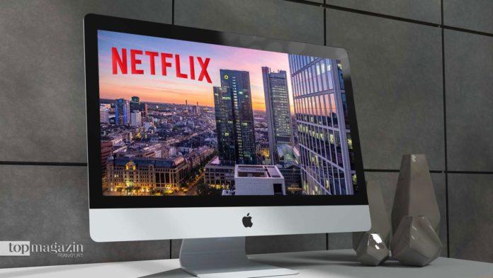 Netflix dreht Serie in Frankfurt