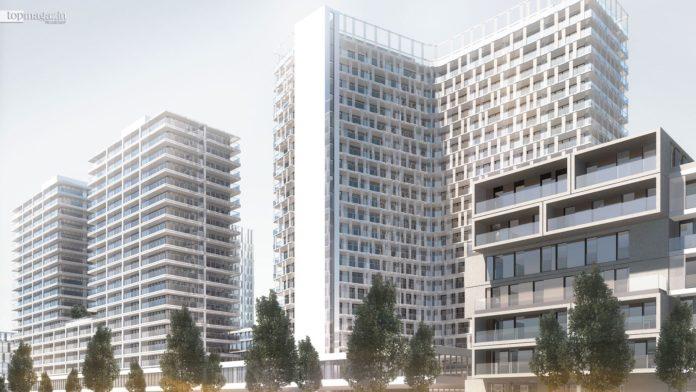 Das neue Bauprojekt Vitopia Kampus Kaiserlei