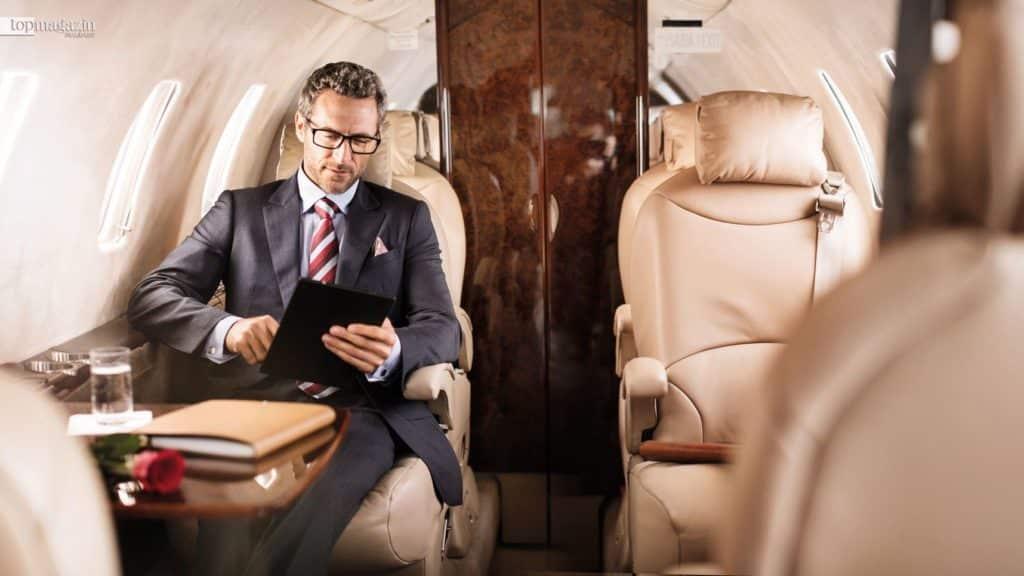 Lufthansa Private Jet ist der Topanbieter in Europa