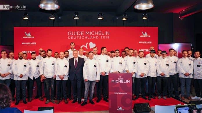 Am Dienstagabend wurde der Guide Michelin 2019 vorgestellt. 309 Köche erhielten die begehrte Auszeichnung.