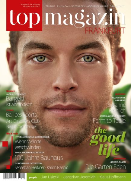 Top Magazin Frankfurt Ausgabe Frühjahr 2019