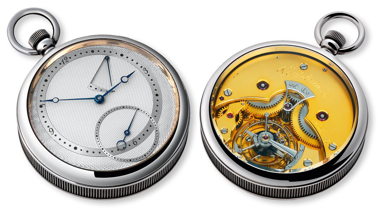 Kari Voutilainens Tourbillon Pocket Watch von 1994