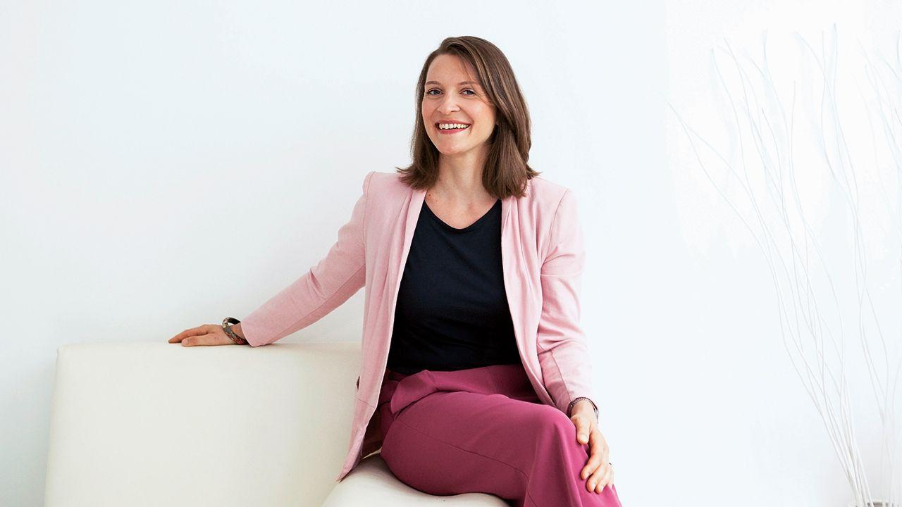 Palmengarten-Direktorin Dr. Katja Heubach (Foto Sandra Mann)