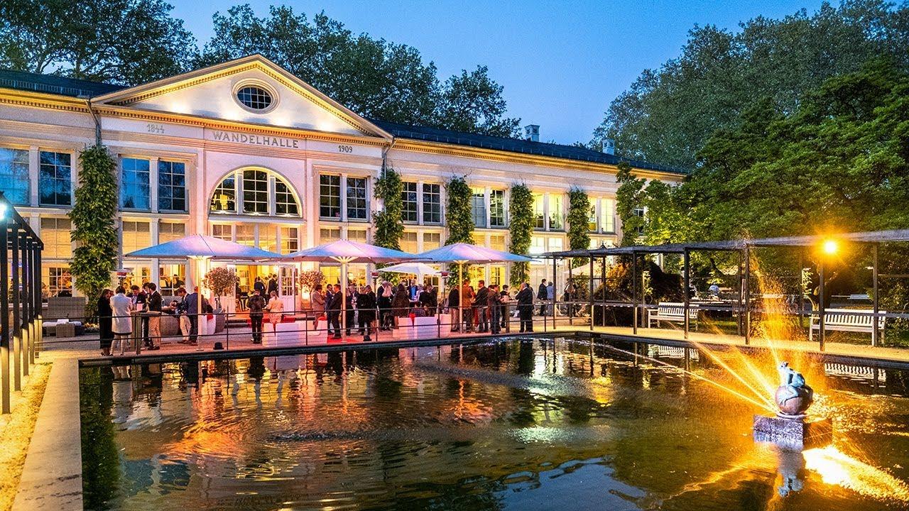 Top Lounge in der Orangerie Bad Homburg