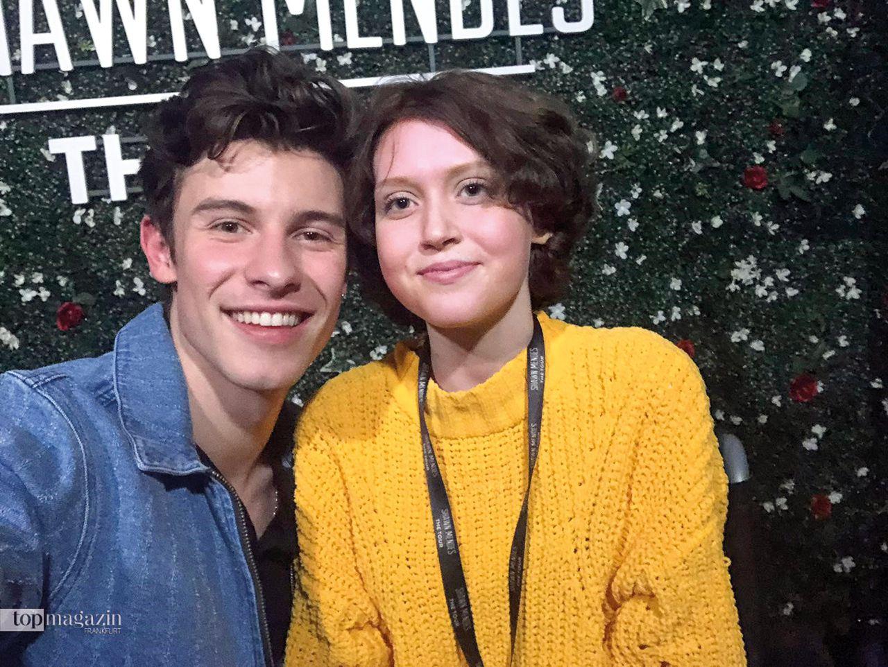 Die 14-jährige Christin ist an einem Osteosarkom erkrankt und wünschte sich ein Treffen mit Shawn Mendes