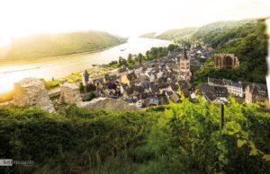 Das Mittelrheintal - Unesco Welterbe mit zahlreichen kulinarischen Geheimnisse (Foto Herbert Piel)