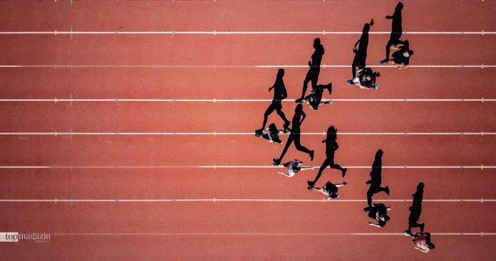 Leichtathletik Finals in Berlin 2019
