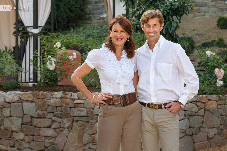 Ulla Graf-Joswig und ihr Mann Hans-Joachim Joswig