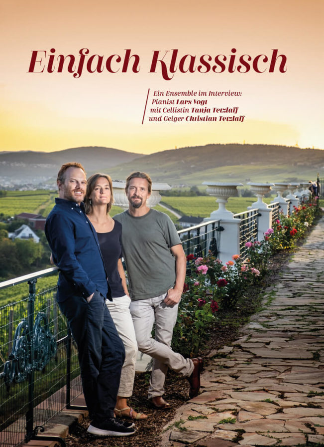Top Magazin Frankfurt, Ausgabe Herbst 2019, Einfach klassisch