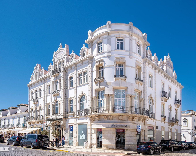 Das Grand House Algarve war das erste Grand Hotel der Region