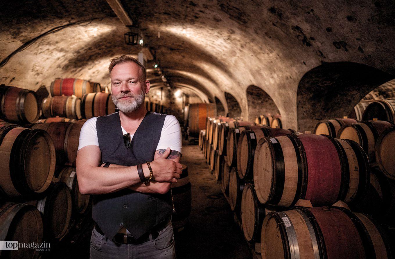 Dirk Würtz vom Weingut St. Antony