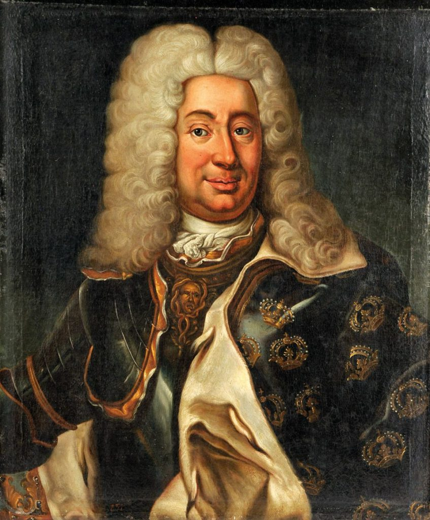 König Friedrich I
