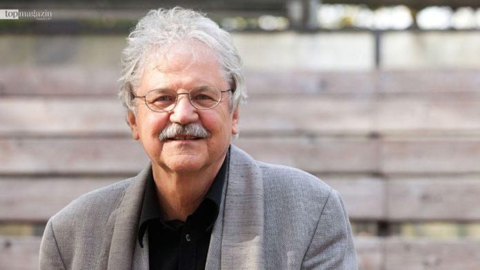 Paul Maar, Erfinder des Sams (SWR Joerg Schwalfenberg Oetinger Verlag)