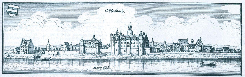 Residenzschloss der Grafen von Isenburg-Birstein