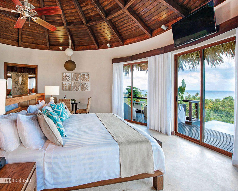 Casa Bonita Tropical Lodge – Ocean View Suite