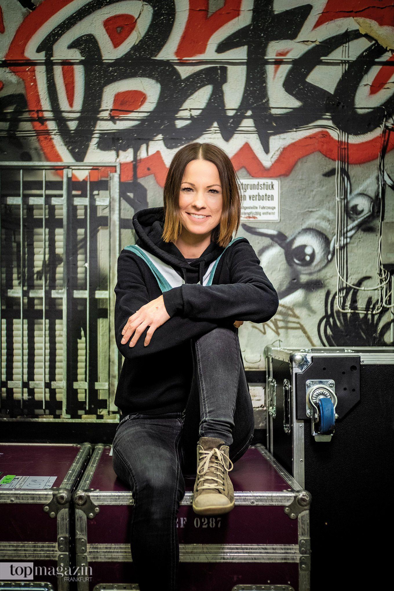 Christina Stürmer ist Österreichs erfolgreichste Musikerin
