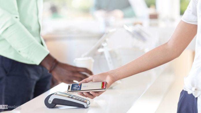 Eine überraschend hohe Zahl von 30 Prozent der Bundesbürger zahlt bereits mobil
