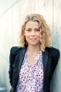 """Micaela Leon ist Sängerin und Mitbegründerin des """"Women's March Frankfurt"""""""