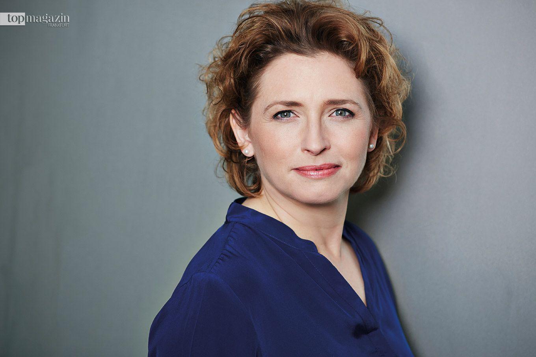 Die Europaabgeordnete Nicola Beer setzt sich für die Vereinbarkeit von Familie und Beruf ein.