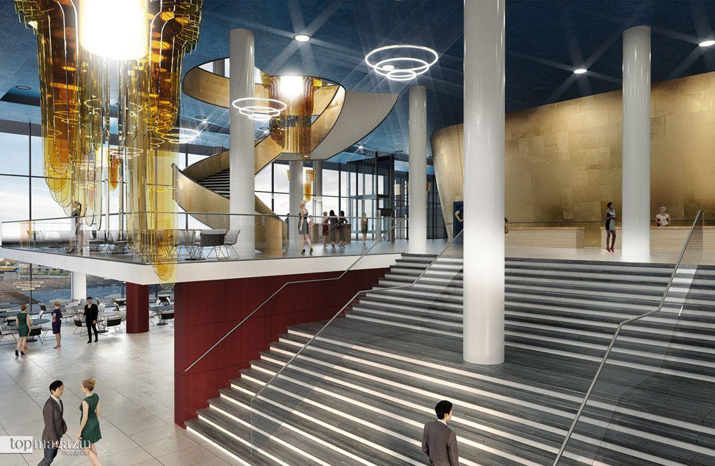 So stellt sich Martin Wentz die neue Oper Frankfurt von innen vor