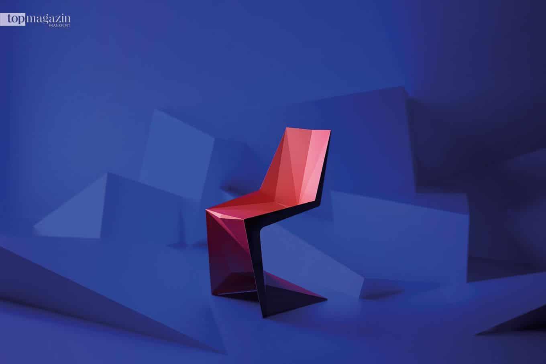 Voxel Chair Vondom von Karim Rashid