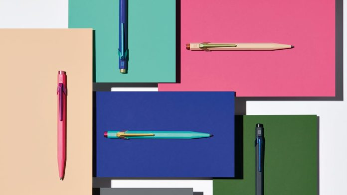 849 Claim Your Style by Caran d'Ache