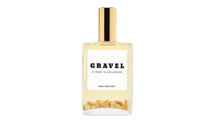 A Man's Cologne by Gravel