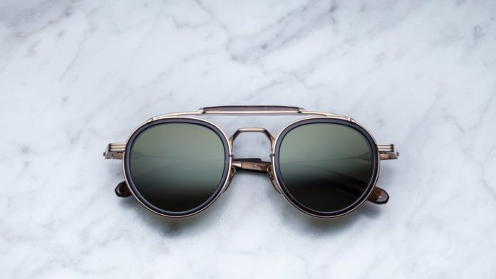 Cassidy Altan Sonnenbrille by Jacques Marie Mage