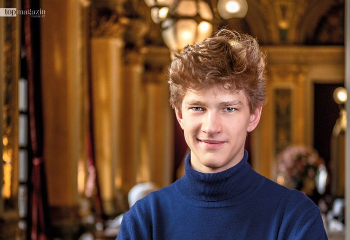 Der kanadische Pianist Jan Lisiecki ist ein umjubelter Jungstar
