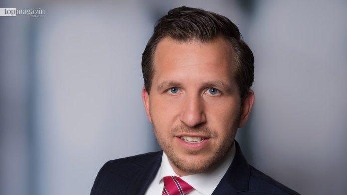 Dominik Ritz wird neuer Direktor im Grandhotel Hessischer Hof