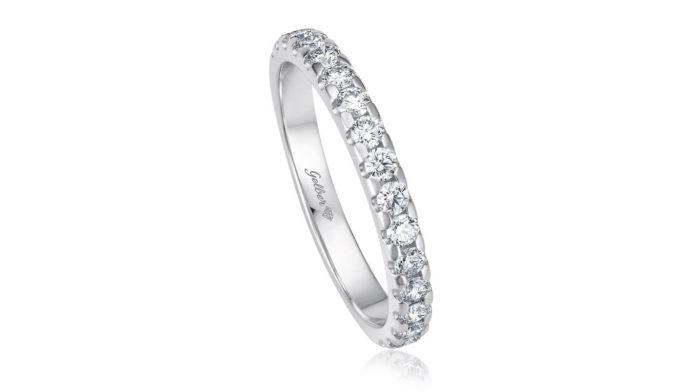 Eternity Ring by Gelber Diamonds